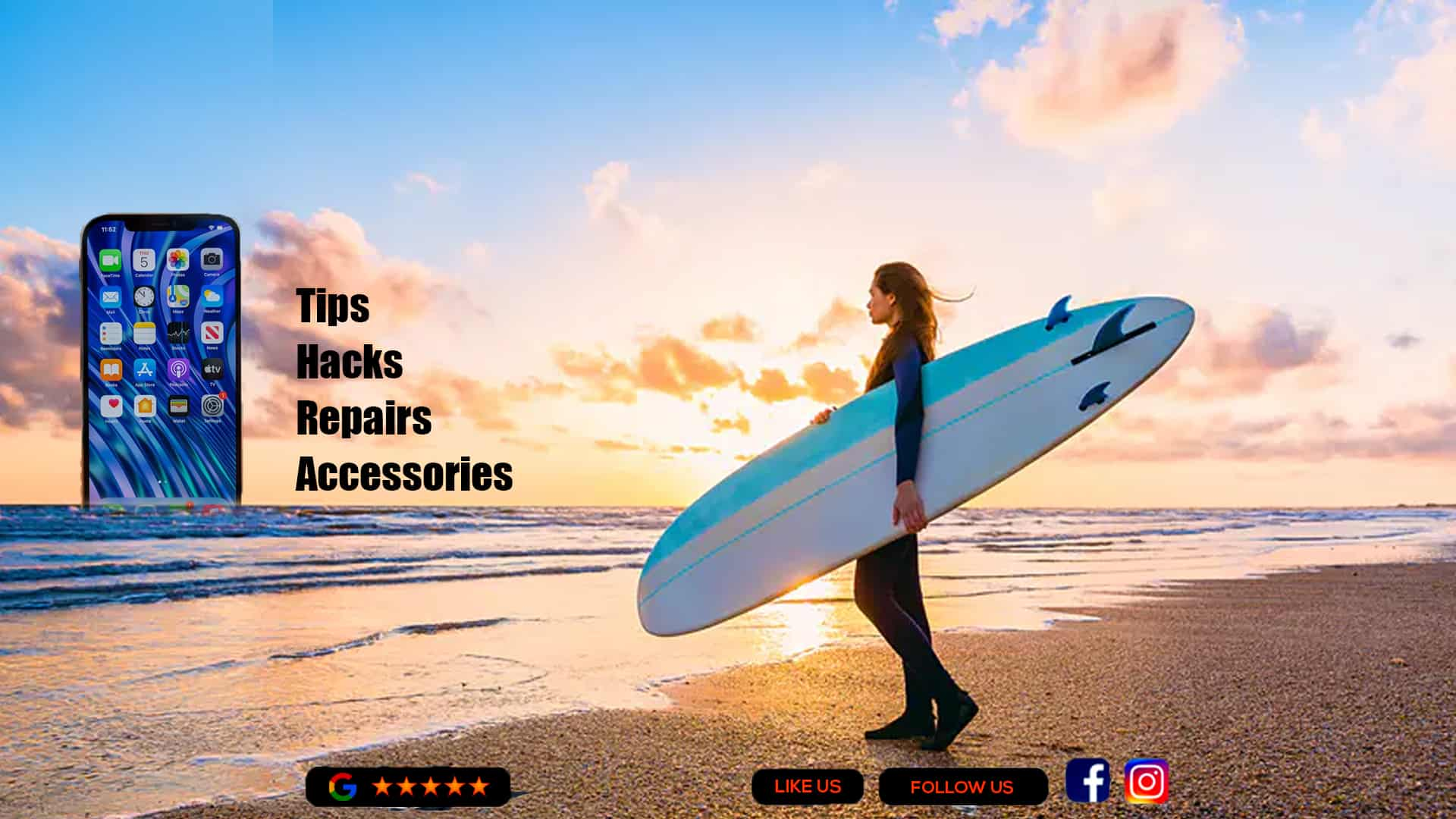 Tips Hacks to Repair Accessories   Mobile Accessories Bondi Beach